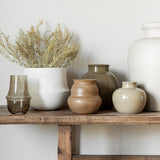 Sauvie Stoneware Planter