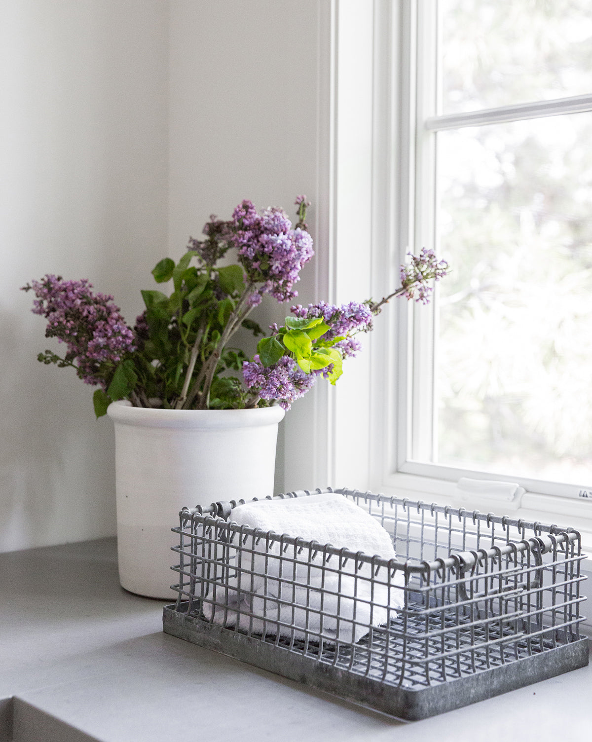 Stackable Wire Basket