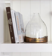 Copper Glass Cloche