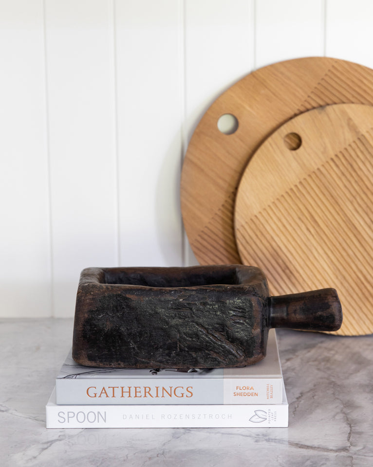 Found Wood Catch-All Tray