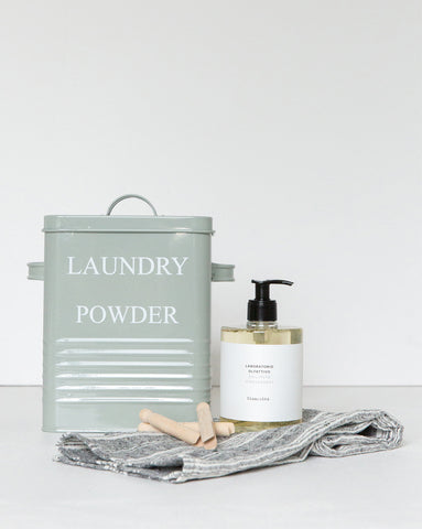 Laundry Powder Box