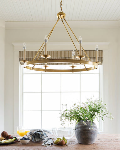 Launceton Ring Chandelier