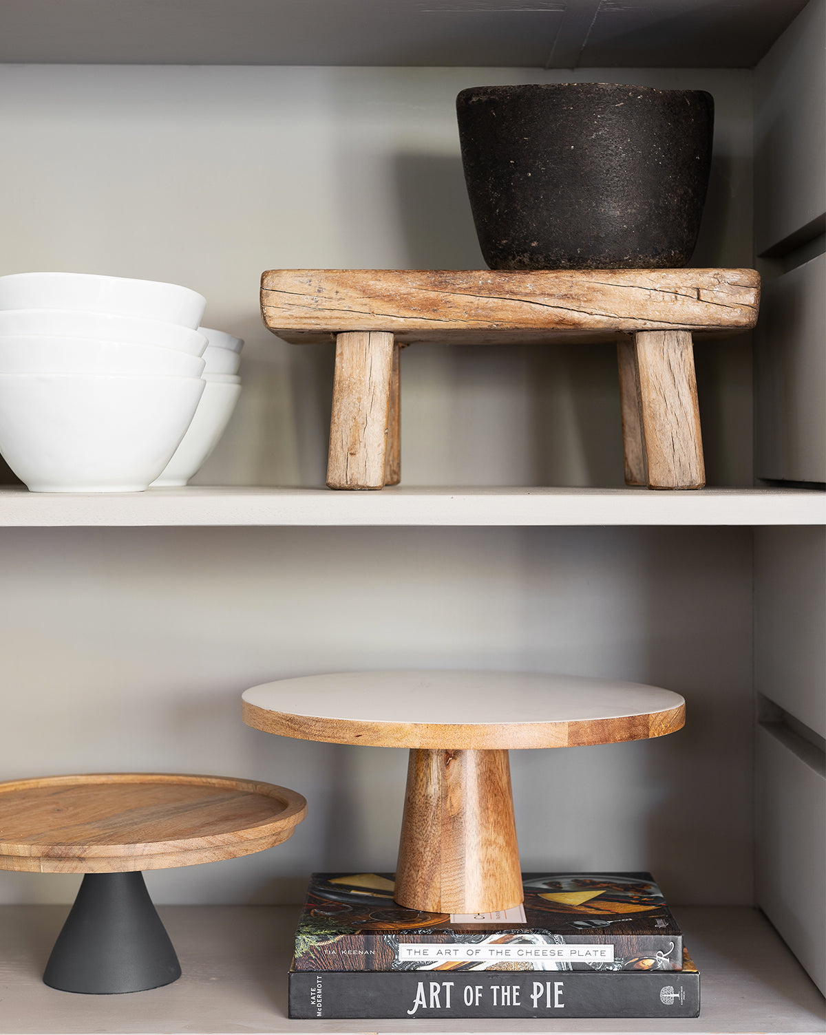 Rustic Stepping Stool