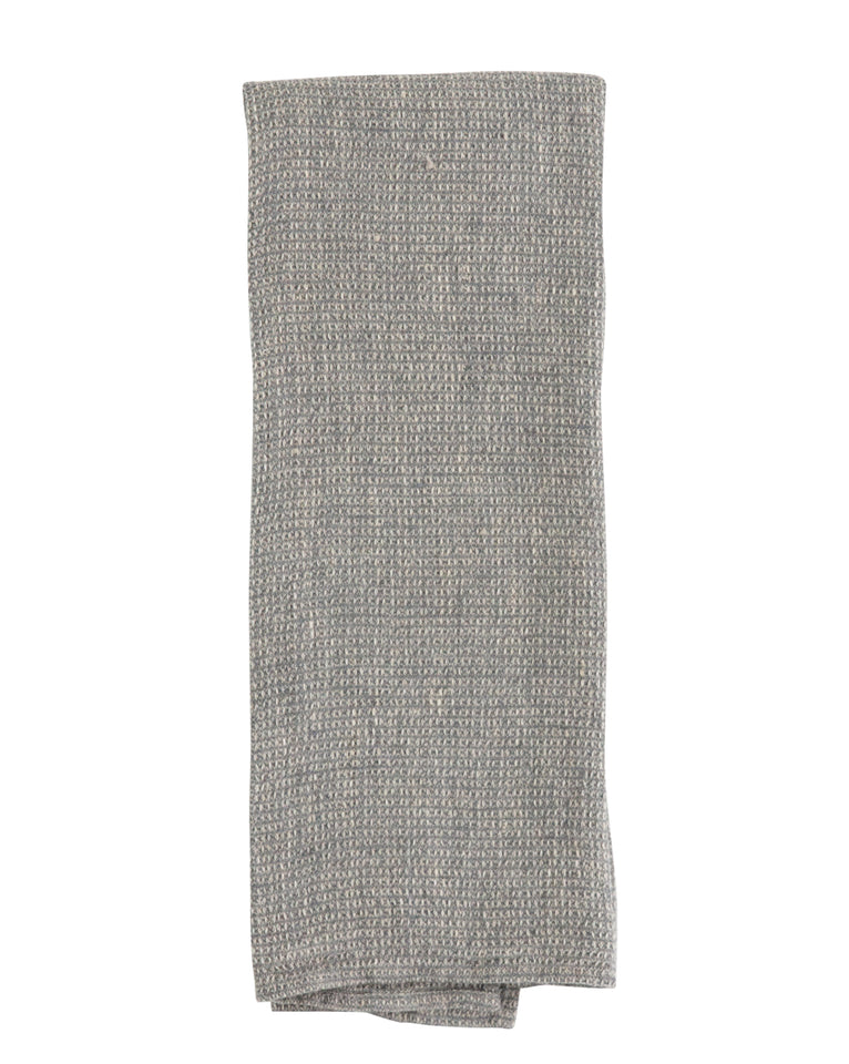Textured Linen Hand Towel