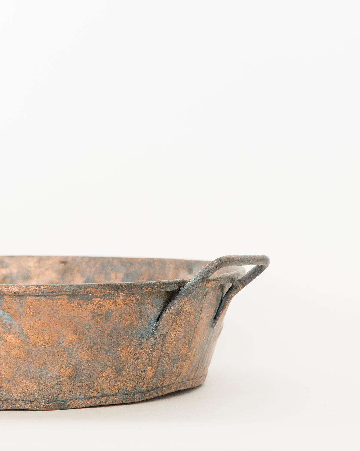 Weathered Shallow Bowl