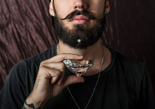 luxury jewellery for rich bearded men by Italian trending now brand Krato Milano