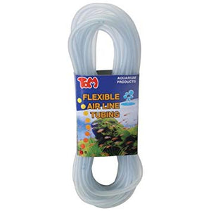 Tom Aquatics Flexible Air Line Tubing - 25ft