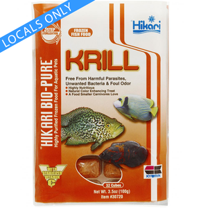 (Locals Only) Hikari Krill (Frozen Food)(100g)