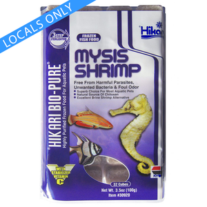 (Locals Only) Hikari Mysis Shrimp (Frozen Food)(100g)