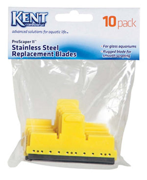 Kent Marine Replacement Stainless Steel Blades Only