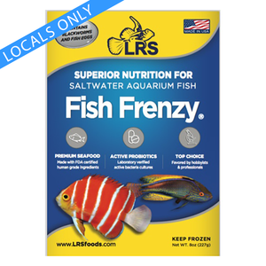 (Locals Only) LRS Fish Frenzy (Frozen Food)(227g)