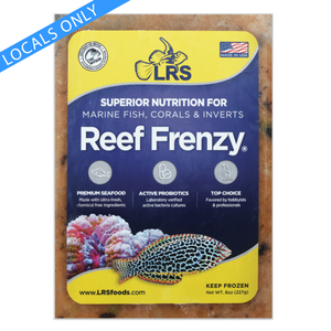 (Locals Only) LRS Reef Frenzy (Frozen Food)(227g)