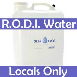 LOCALS ONLY - RODI WATER
