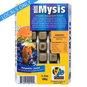 (Locals Only) Mini Mysis (Frozen Food)(100g)