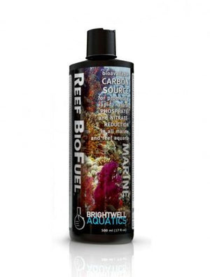 Brightwell Aquatics Reef Biofuel Liquid Carbon Source for Marine Aquaria 250mL