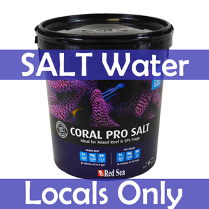 LOCALS ONLY - PREMIXED SALT WATER (Red Sea PRO)