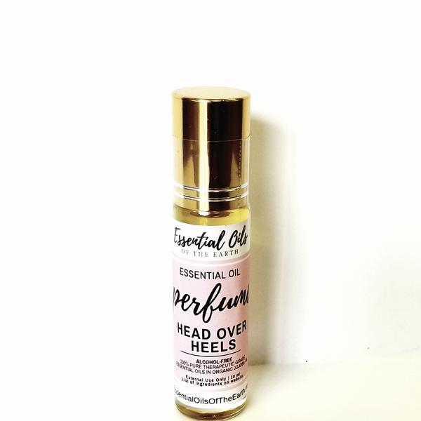 Head Over Heels - Essential Oil Perfume