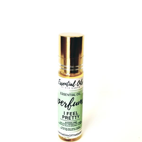 I Feel Pretty - Essential Oil Perfume