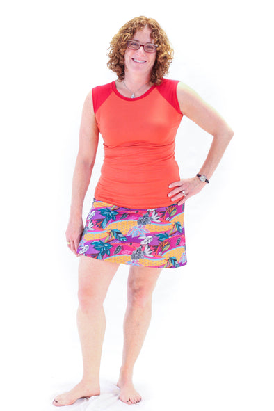Slope Skort | O'Wahoo - Kind Apparel