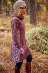 Fjord Dress | Burnt Umber - Kind Apparel