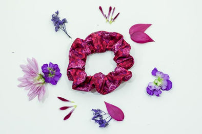 Scree Scrunchie | Lush - Kind Apparel