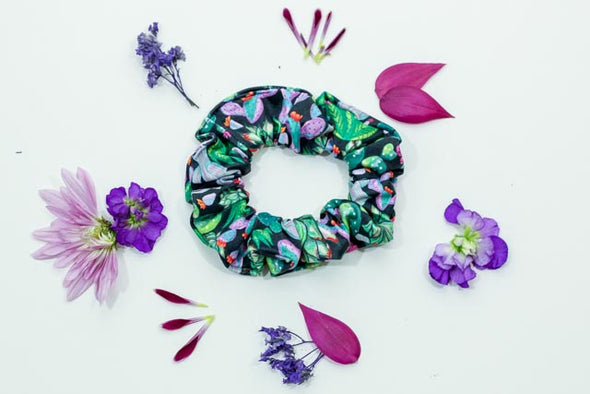 Scree Scrunchie | Poke that Tequila - Kind Apparel