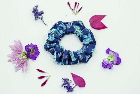 Scree Scrunchie | Fern Gulicious - Kind Apparel
