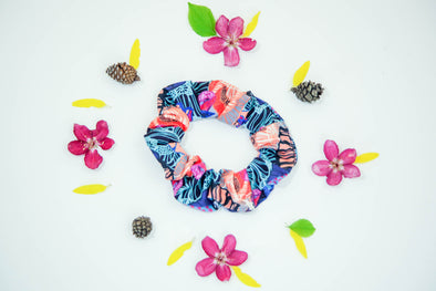Scree Scrunchie | Biggy Pop - Kind Apparel