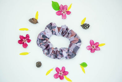 Scree Scrunchie | Donna Cairn - Kind Apparel