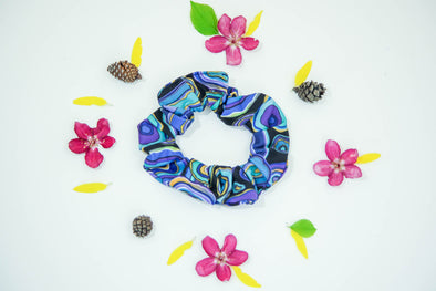 Scree Scrunchie | Gneiss Gals - Kind Apparel