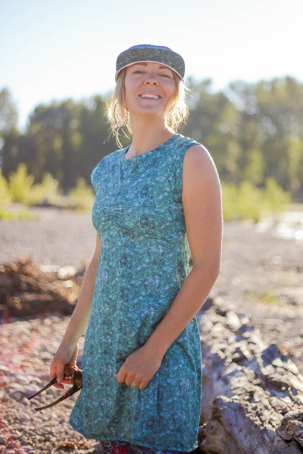 Eddy Dress | Green Mountain