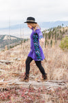 Fjord Dress | Purple - Kind Apparel