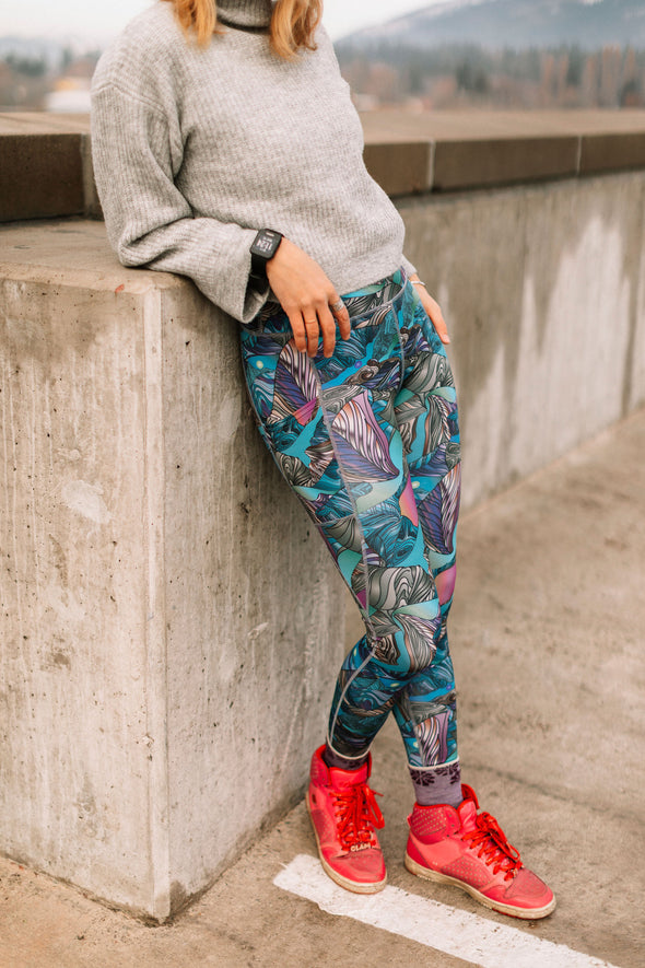 'Go There' Fleece Pant - Long Strange Trip