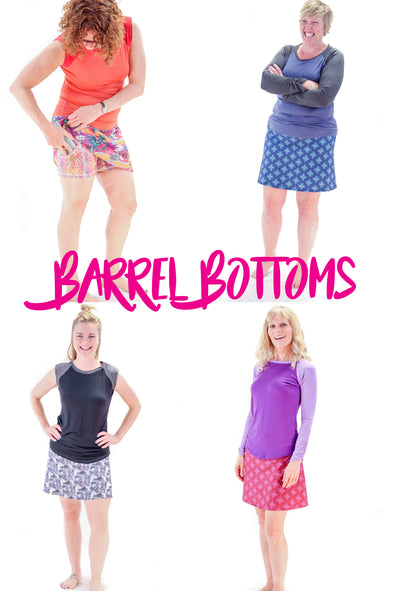 *BB* Slope Skort | Grab Bag - Assorted Colors - Kind Apparel