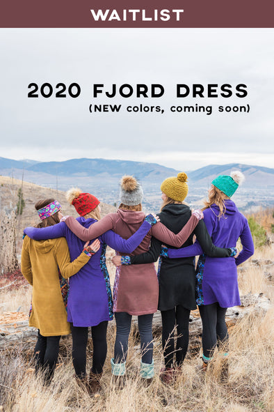 Fjord Dress | 2020 Waitlist