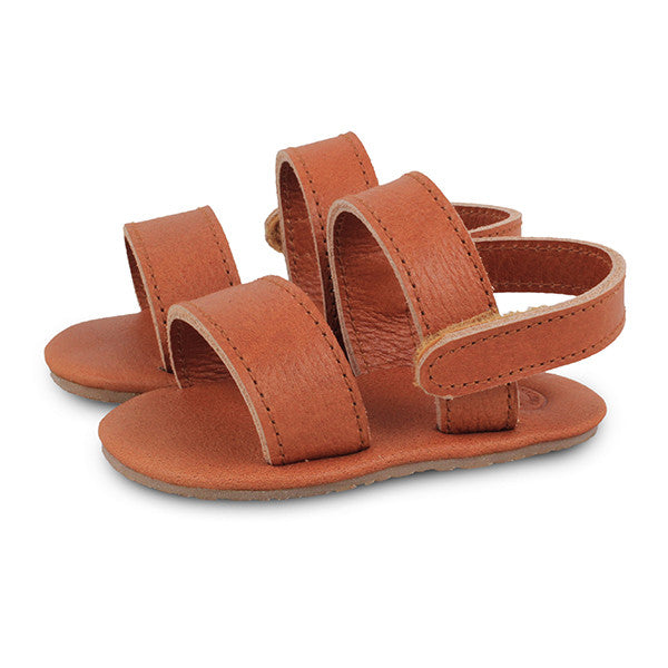 Donsje SARI Shoes | Leather Cognac
