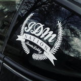 JDM Vinyl Sticker - Route Lobby