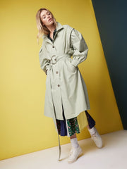 Vestes et Manteaux-Ghospell - Hang Around Oversized Trench-