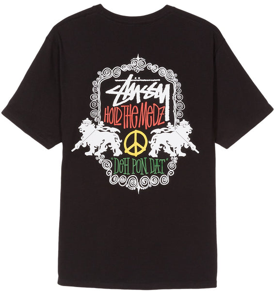 Stussy - Lion Shield Tee