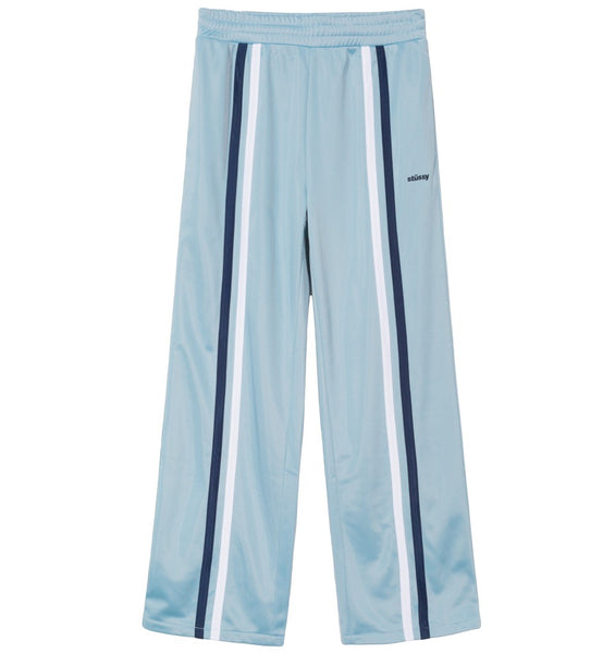 Stussy - Rory Striped Track Pant - Bleu clair - ADG Studio