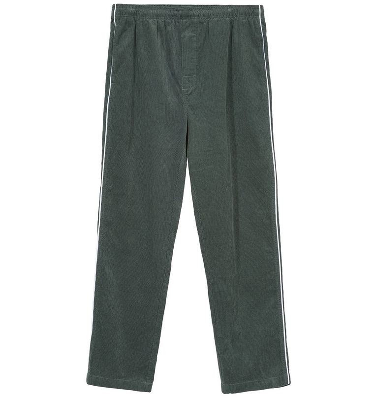 Stussy - Side Piping Cord Pant - Dark Mint