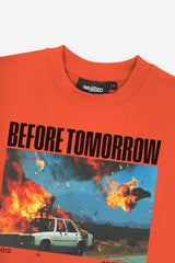 T-shirts-Wasted Paris - T-shirt Tomorrow Orange