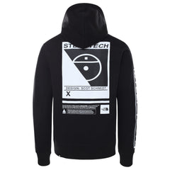 The North Face - M STEEP TECH LOGO HOODIE TNF Black-Pulls et Sweats-NF0A4SYIJK31