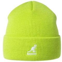 Kangol - Acrylic Cuff Pull-on bio lime - Bonnet unisexe-Accessoires-