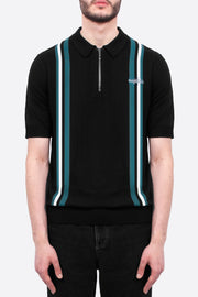 Wasted Paris - Polo modernist black Green