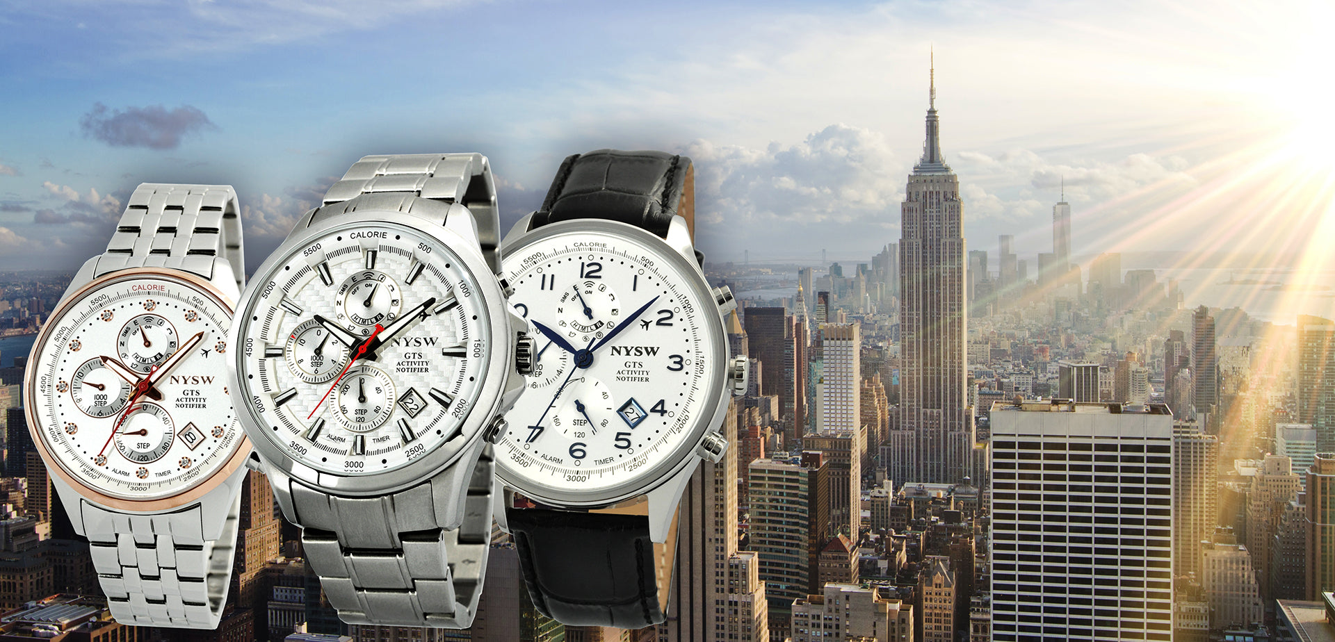 shop all NYSW Watches | Luxury Hybrid Smartwatches