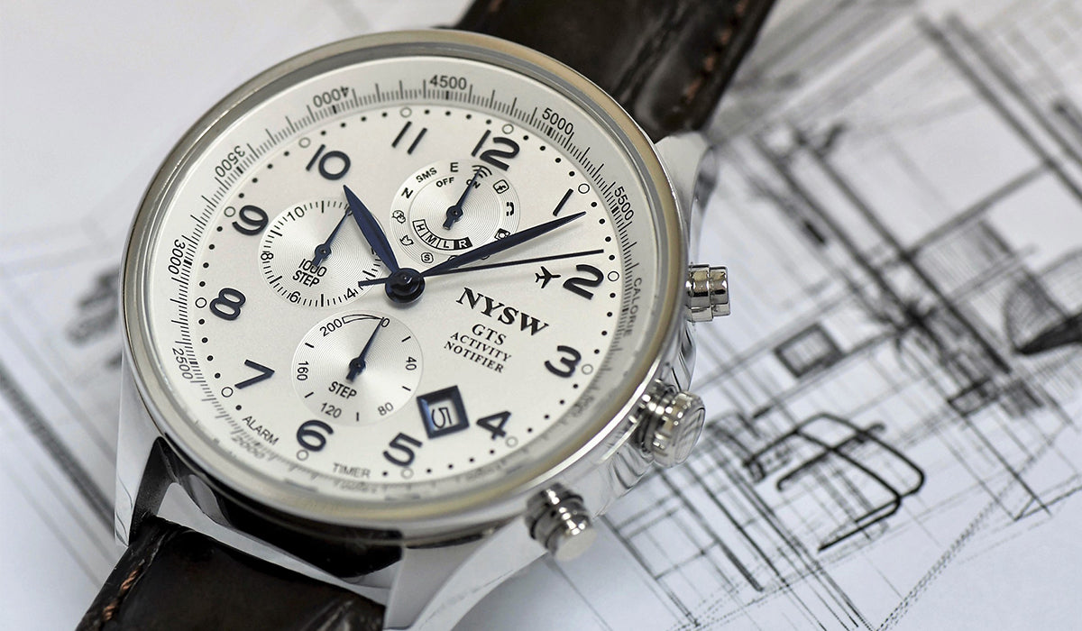 NYSW watch was born or should we say re-born.