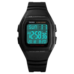 Skmei 1278-1 Black Mens Watch