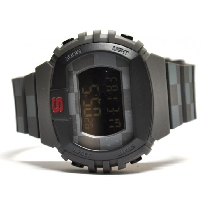 SKMEI 1304 Gray Rubber Strap Watch for Men - Watchportal Philippines