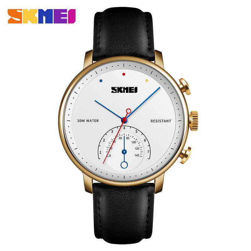 Skmei 1399CL-3 Gold/Black Mens Watch